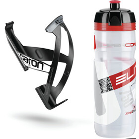 Elite Kit Supercorsa/Paron Hydration System 750 ml red/black